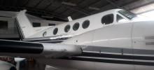 KING AIR F 90 XP BLACKHAWK