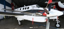BEECHCRAFT KING AIR C 90 GTX